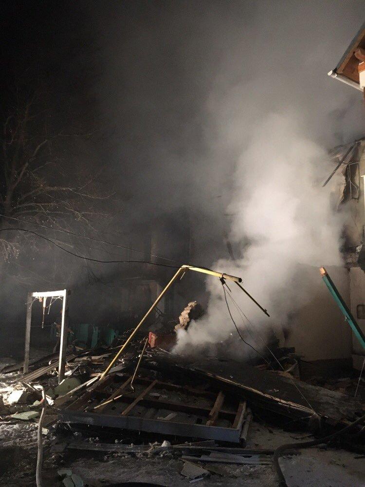 В жилом доме под Киевом произошел взрыв, есть погибший (ФОТО), фото-3