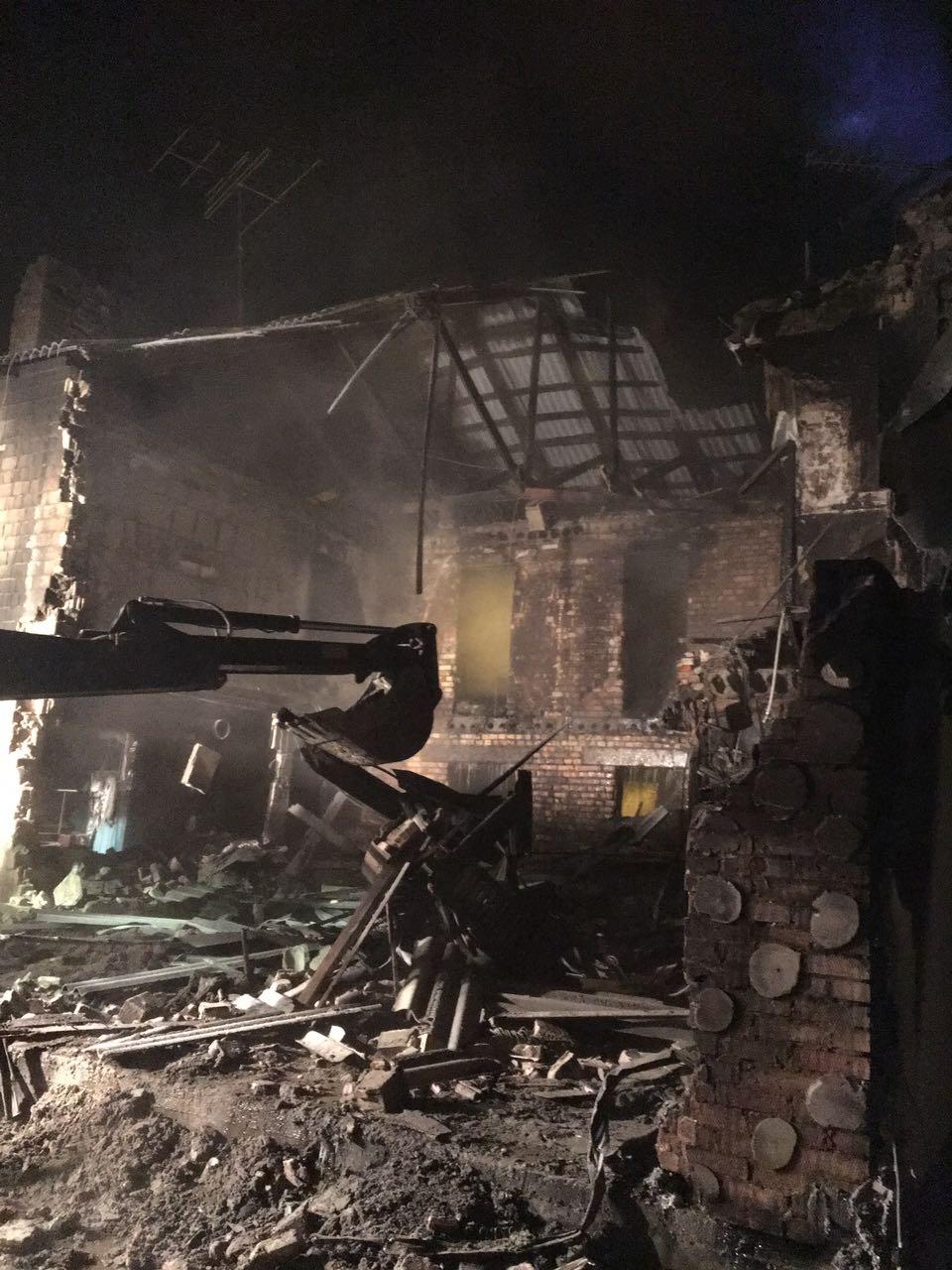 В жилом доме под Киевом произошел взрыв, есть погибший (ФОТО), фото-5