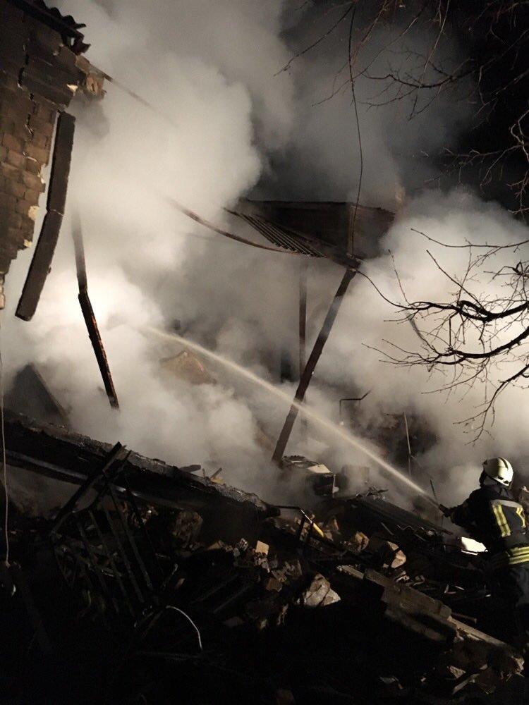 В жилом доме под Киевом произошел взрыв, есть погибший (ФОТО), фото-6