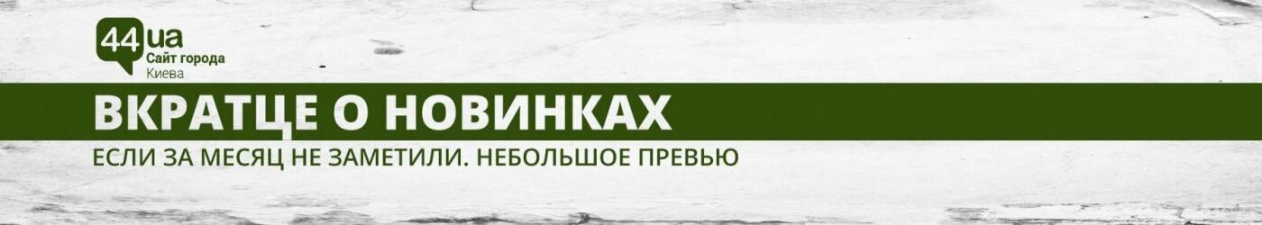 Прошел месяц: какие изменения заметили киевляне, фото-1
