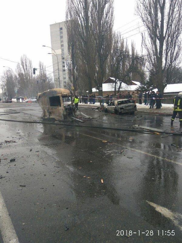 Жуткое ДТП на Заболотного: полиция рассказала подробности (ФОТО), фото-3