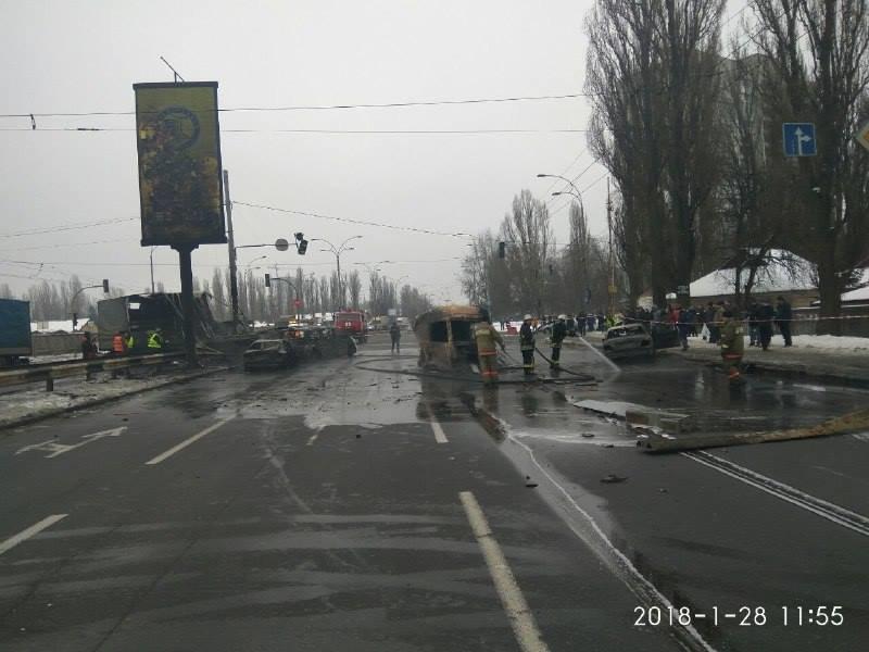 Жуткое ДТП на Заболотного: полиция рассказала подробности (ФОТО), фото-2