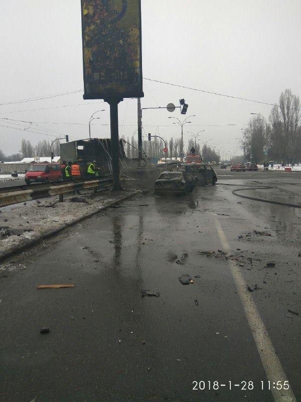 Жуткое ДТП на Заболотного: полиция рассказала подробности (ФОТО), фото-1