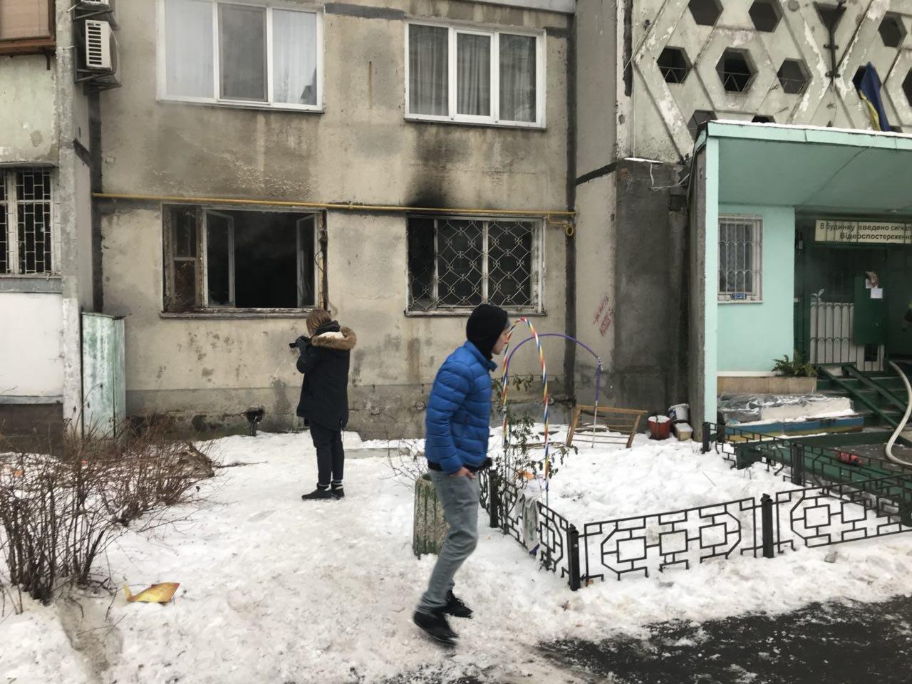 В Киеве в собственной квартире сгорел мужчина (ФОТО), фото-3