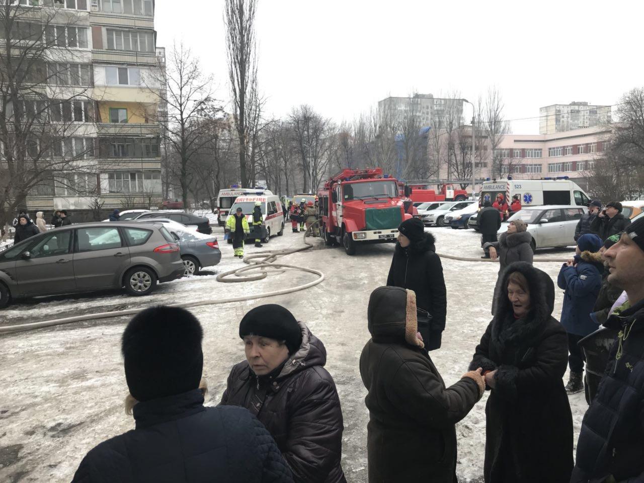 В Киеве в собственной квартире сгорел мужчина (ФОТО), фото-2