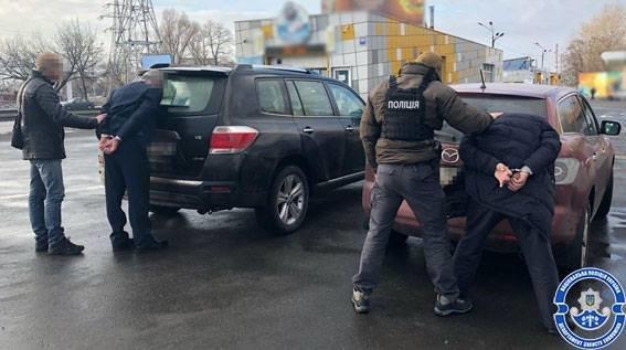 """Киевские чиновники """"погорели"""" на крупной взятке (ФОТО), фото-1"""