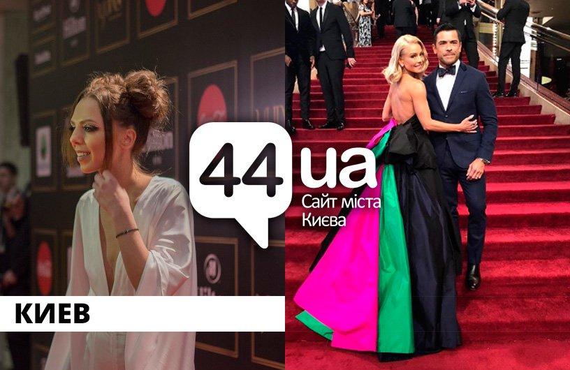 """Киевские звезды и """"Оскар"""": найдите 6 отличий в нарядах, фото-8"""