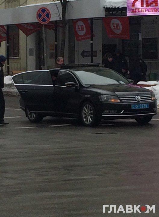 В Киеве президентский кортеж сбил пенсионера, фото-2