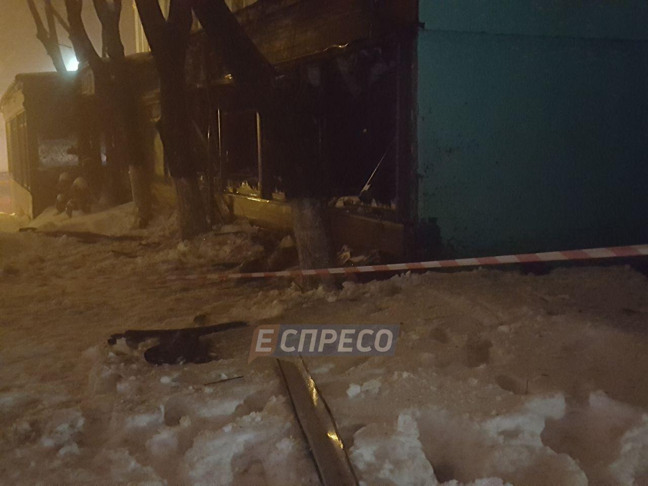В Киеве из гранатомета расстреляли ресторан (ФОТО), фото-1