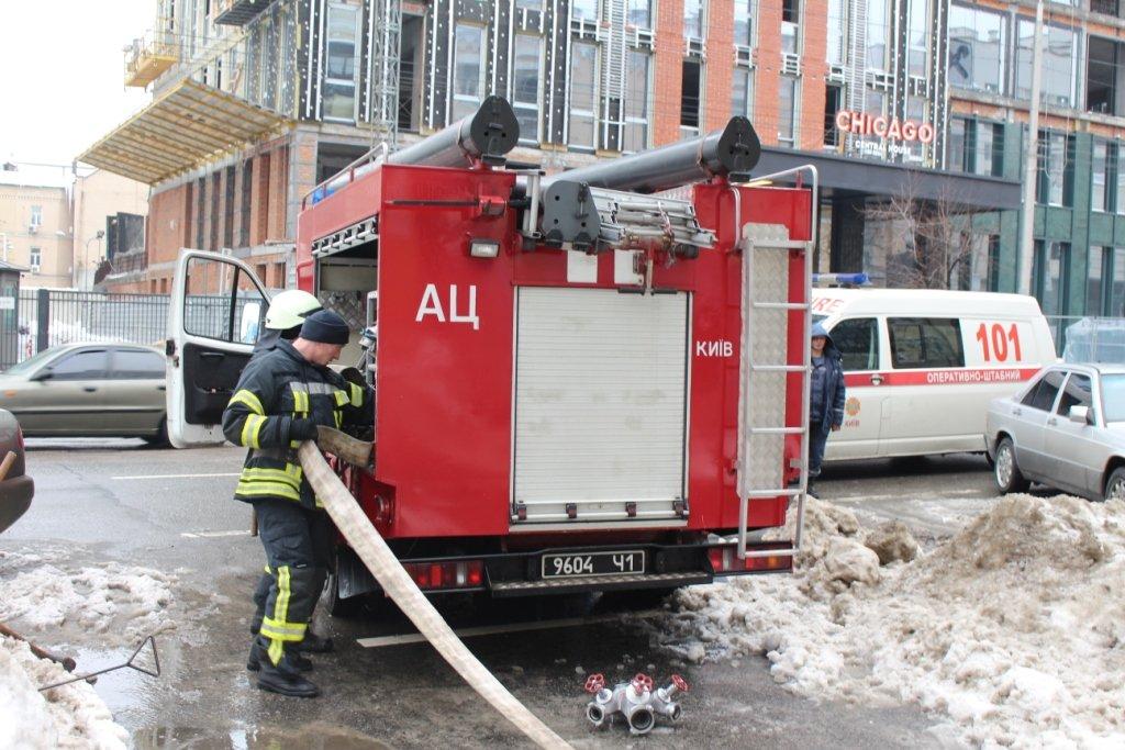 В Киеве горел 29-этажный бизнес-центр (ФОТО), фото-3