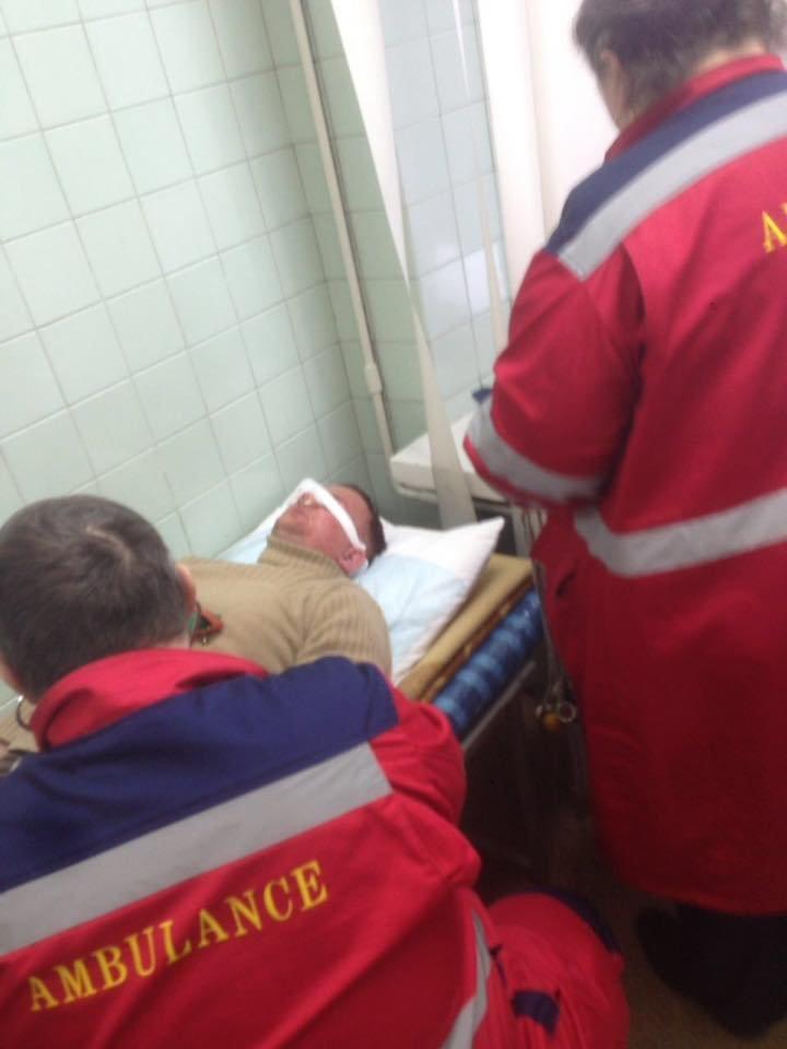 В Киеве избили нардепа Левченко (ФОТО), фото-2