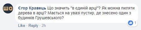 Новая застройка? В Киеве титушки напали на местных жителей, фото-9