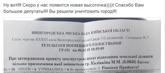 """С 8 марта: под Киевом """"втихую"""" продвигают новостройку, фото-1"""