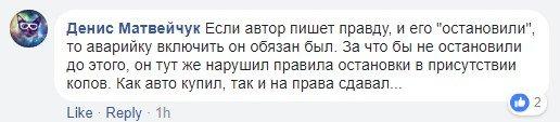 """""""Ты на права сдавал?"""": реакция киевлян на жалобы автохама, фото-6"""