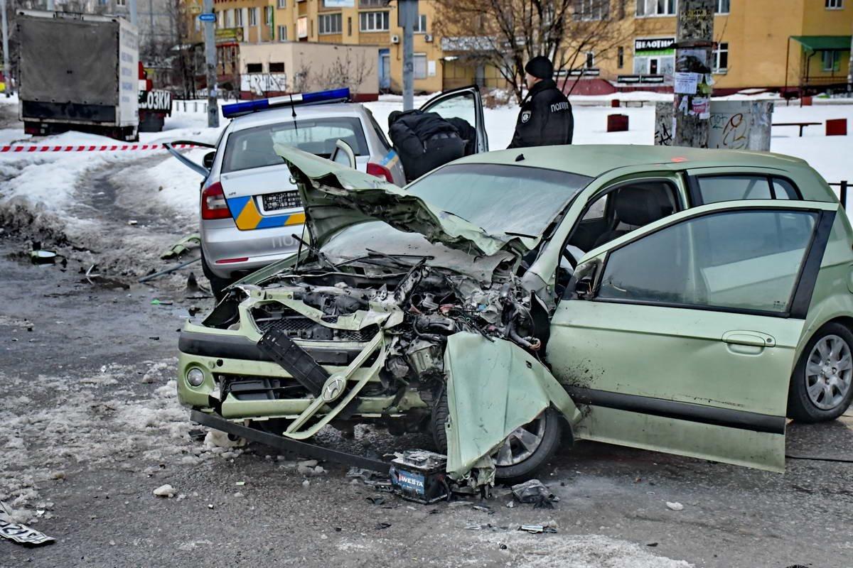 В Киеве после ДТП сотрудники полиции охраны попали в реанимацию (ФОТО), фото-6