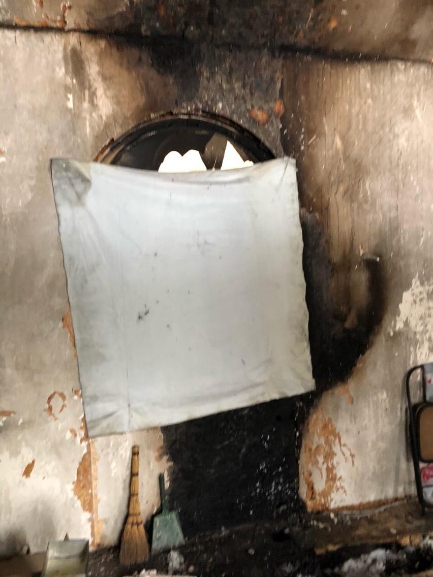 В УПЦ МП заявили о поджоге храма в Киеве (ФОТО), фото-1