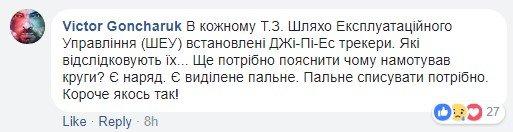 Киевские коммунальщики покатались вместо уборки снега, фото-3