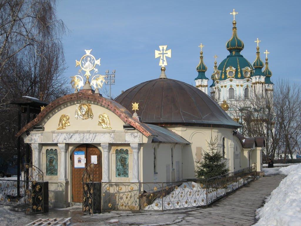Киев против московских попов: как сжигают русские церкви, фото-8