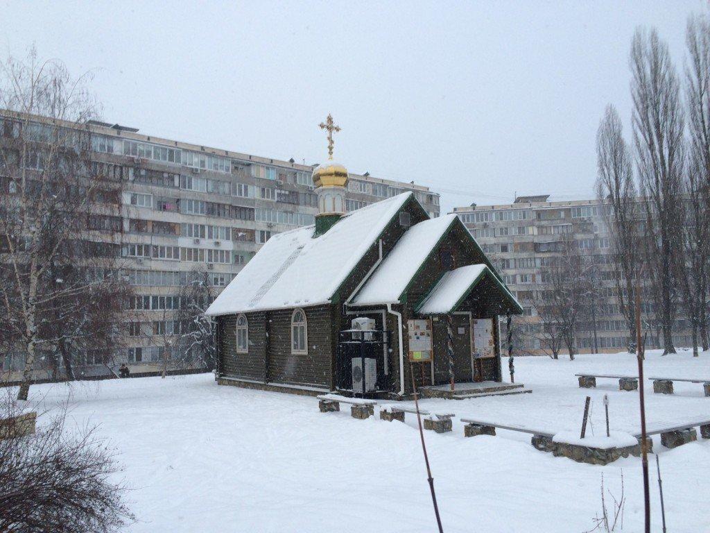 Киев против московских попов: как сжигают русские церкви, фото-5