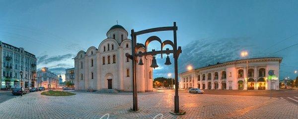 Храмы Подола: где погулять в Пасхальное воскресенье , фото-1