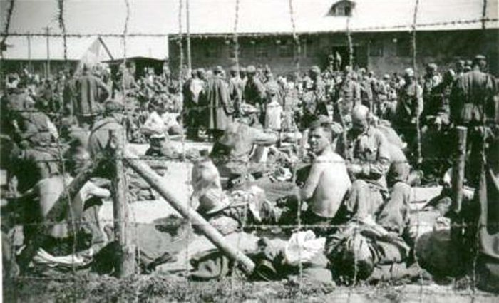 Киевские концлагеря: где погибали военнопленные, фото-10