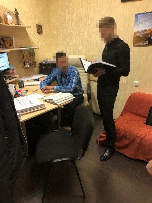 В Киеве за отчуждение недвижимости задержали руководителя суда и экс-прокурора (ФОТО), фото-2