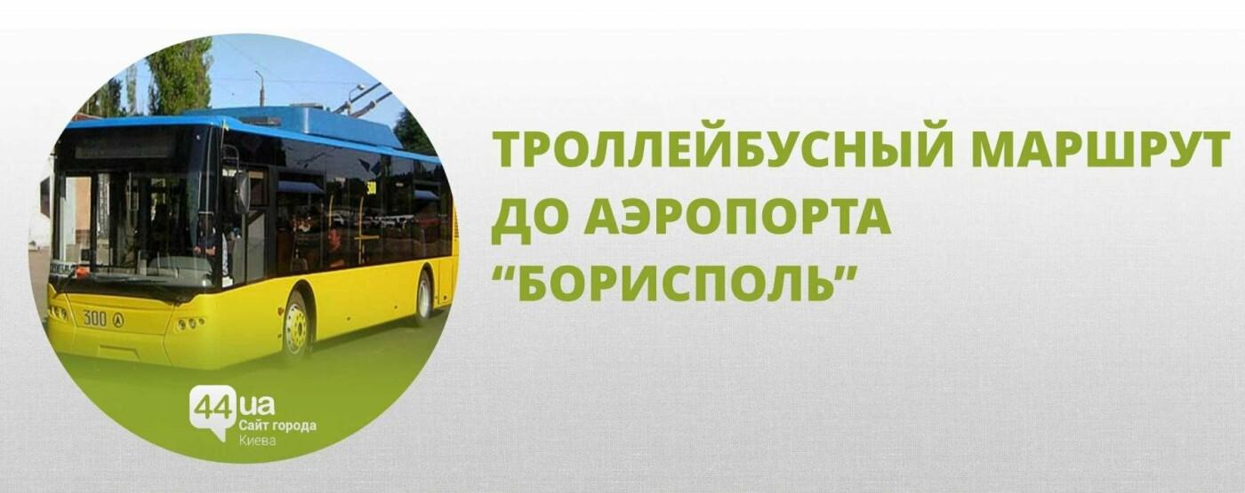 В Киеве просят отремонтировать писклявые троллейбусы, фото-2