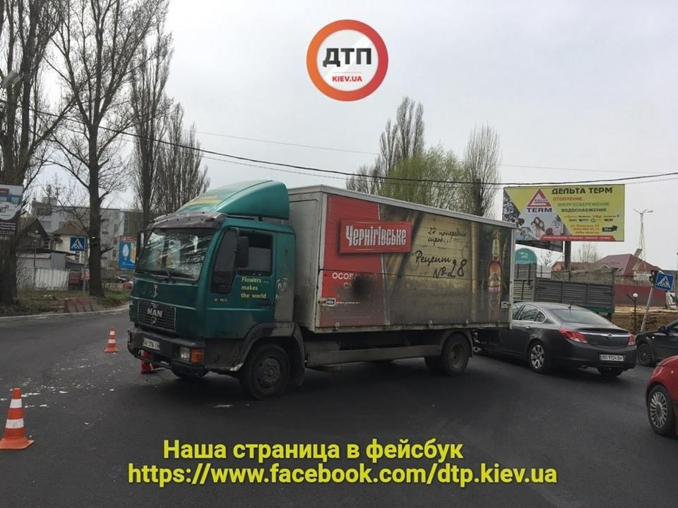 Под Киевом водитель маршрутки спровоцировал серьезное ДТП, есть пострадавшие (ФОТО), фото-2
