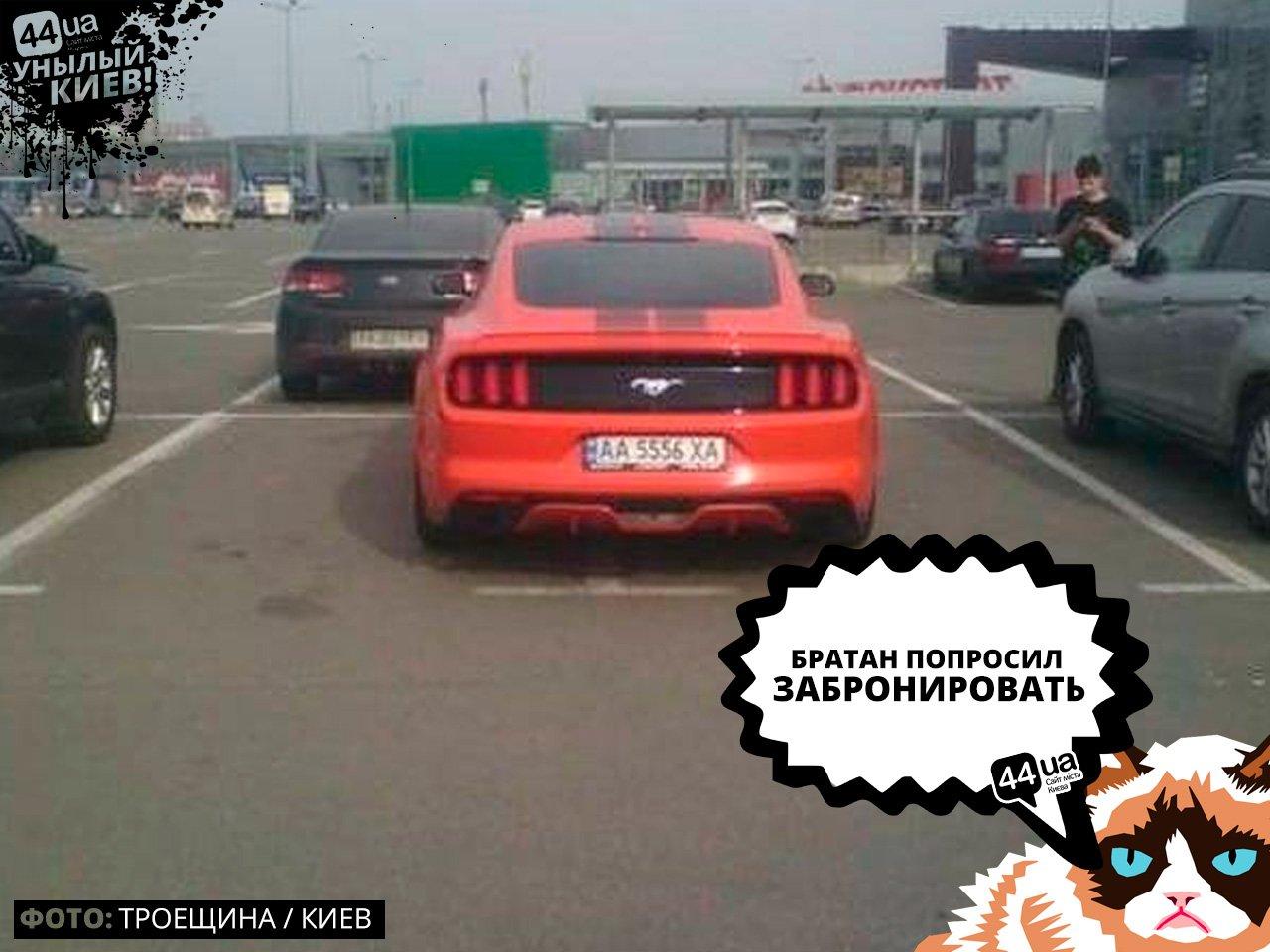 Унылый Киев: ТОП-7 героев парковки, живущих в столице, фото-1