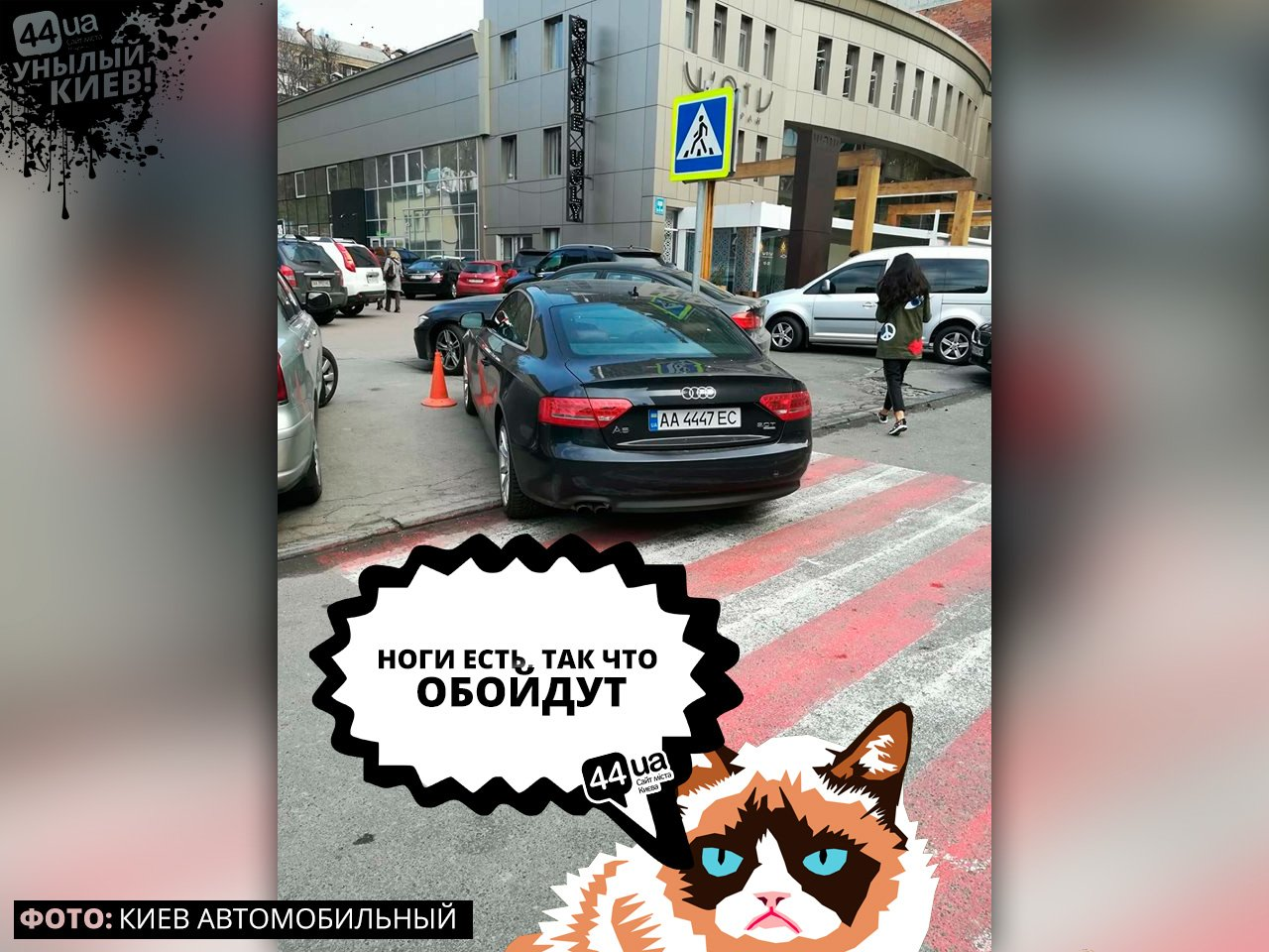 Унылый Киев: ТОП-7 героев парковки, живущих в столице, фото-2