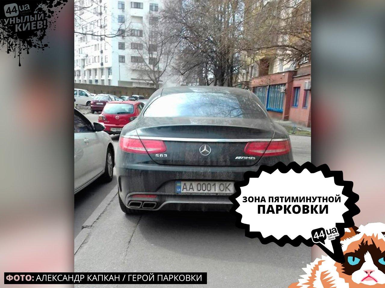 Унылый Киев: ТОП-7 героев парковки, живущих в столице, фото-4
