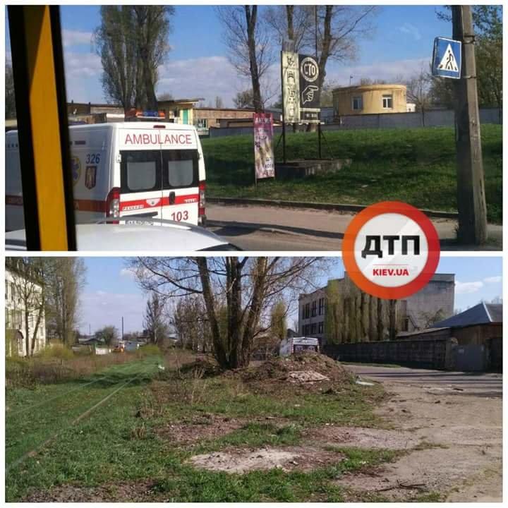 В Киеве возле ж/д путей обнаружили труп, фото-1