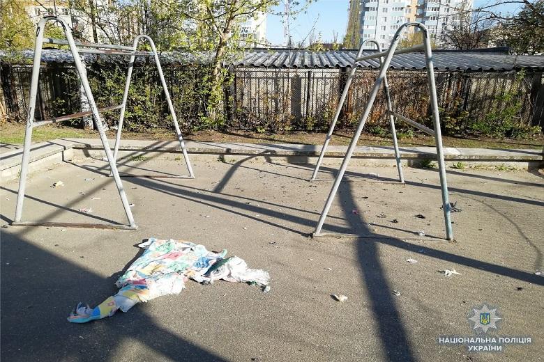 В Киеве на спортплощадке произошел взрыв (ФОТО), фото-5