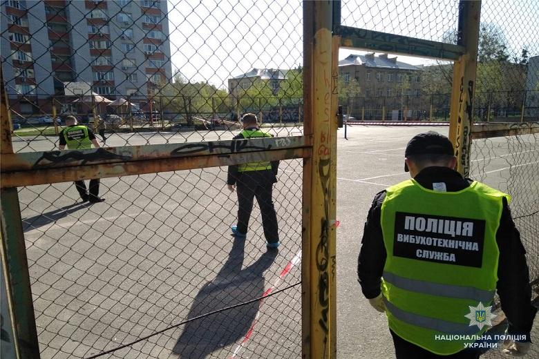 В Киеве на спортплощадке произошел взрыв (ФОТО), фото-3
