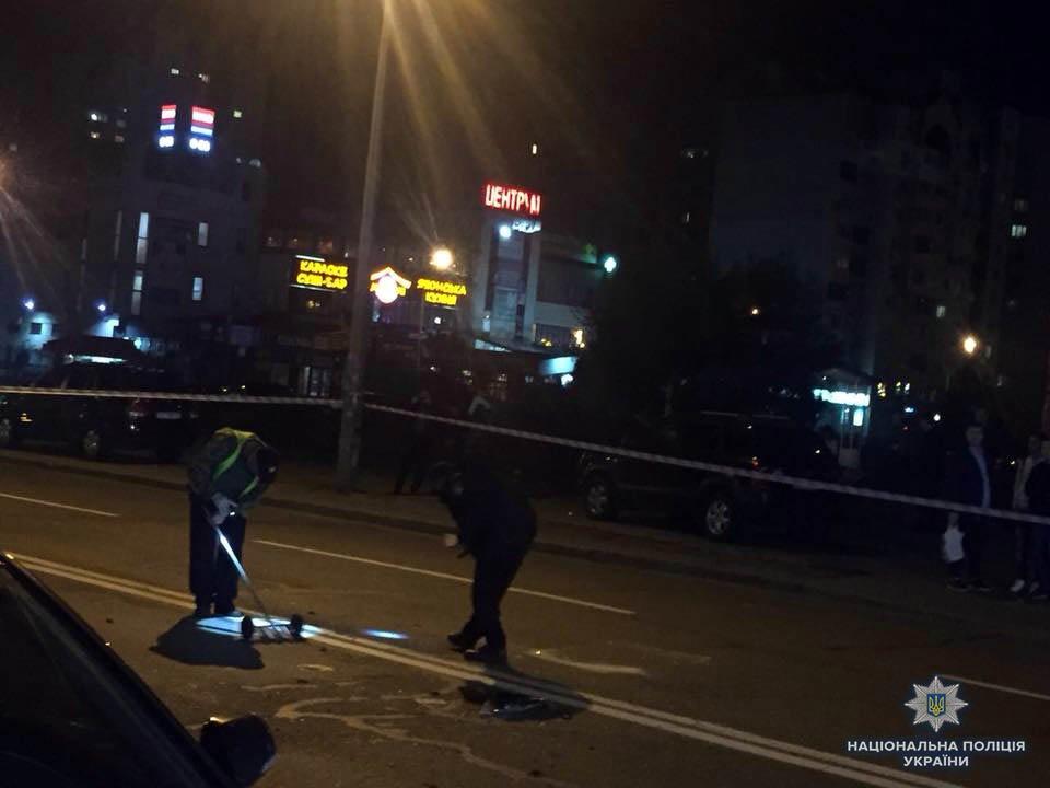 В Киеве взорвалась машина: один человек погиб (ФОТО), фото-1