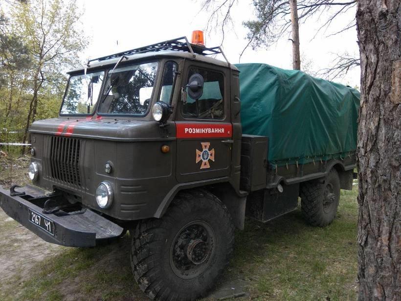 На Киевщине в лесничестве нашли более 300 снарядов (ФОТО), фото-1