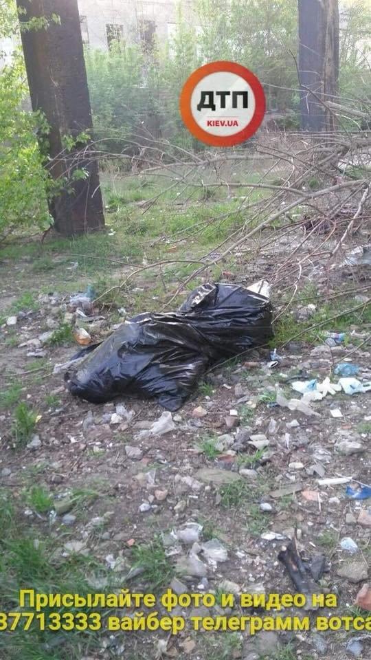 В Киеве обнаружили труп (ФОТО), фото-2