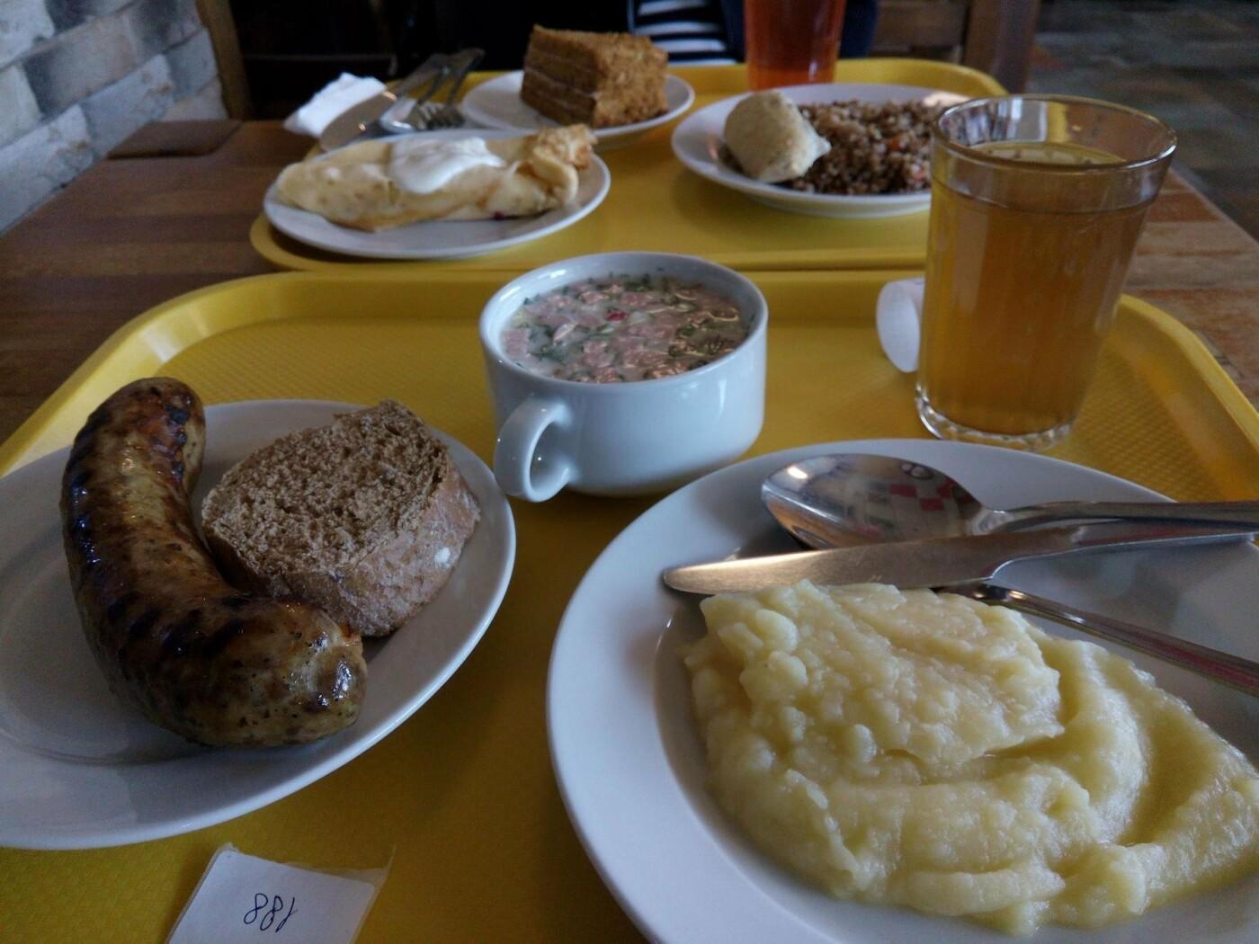 """Грязно и холодные блюда, но дешево: проверили ресторан """"Дрова"""" на Привокзальной, фото-22"""