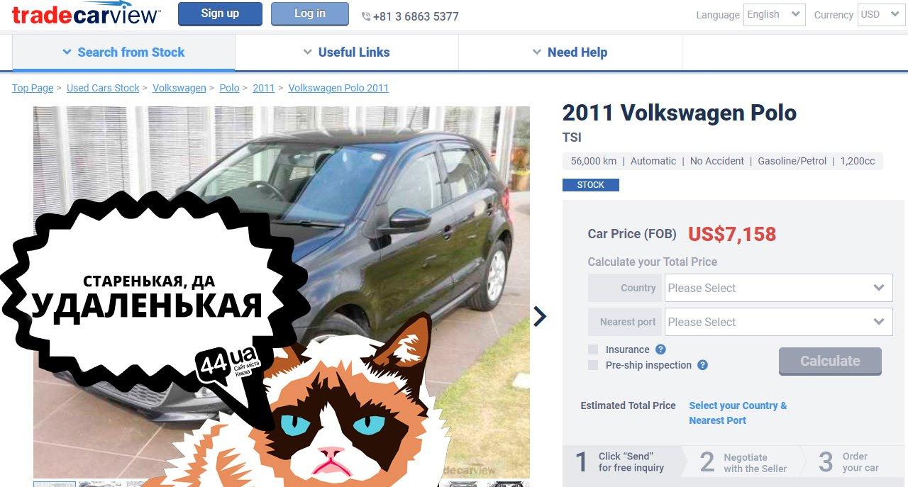 """На примере Volkswagen Polo. Что Верховная Рада предлагает владельцам """"евроблях"""", - ИНФОГРАФИКА, фото-2"""