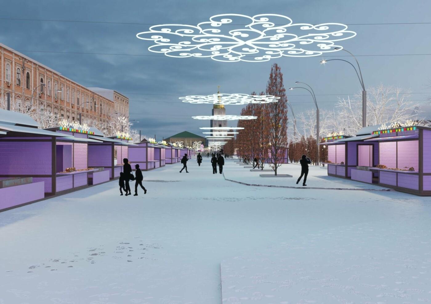Как будет выглядеть главный новогодний городок Киева: появились первые фото, фото-5