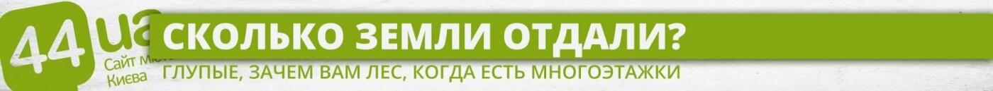 Под Киевом депутаты одобрили застройку в лесу. Что это будет и кому досталось, фото-1