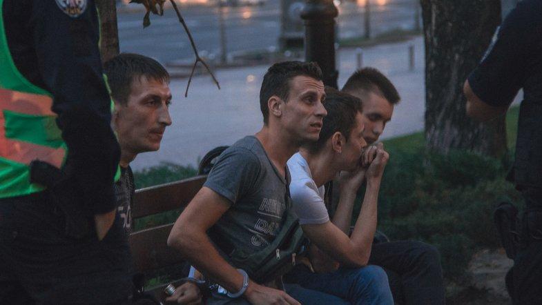В Киеве толпа напала на геев: стали известны детали, фото-2