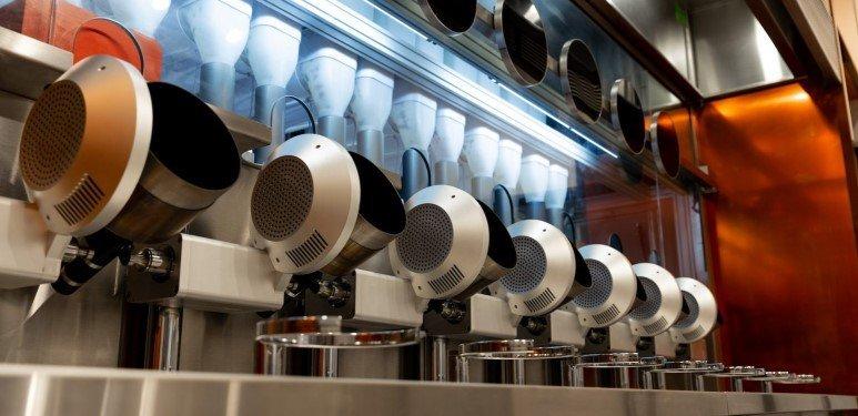 Это нужно Киеву: в США студенты развивают роботизированный ресторан, - ФОТО, фото-5