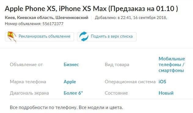Серое яблоко: какие новинки Apple контрабандисты предлагают киевлянам, - ИНФОГРАФИКА, фото-6