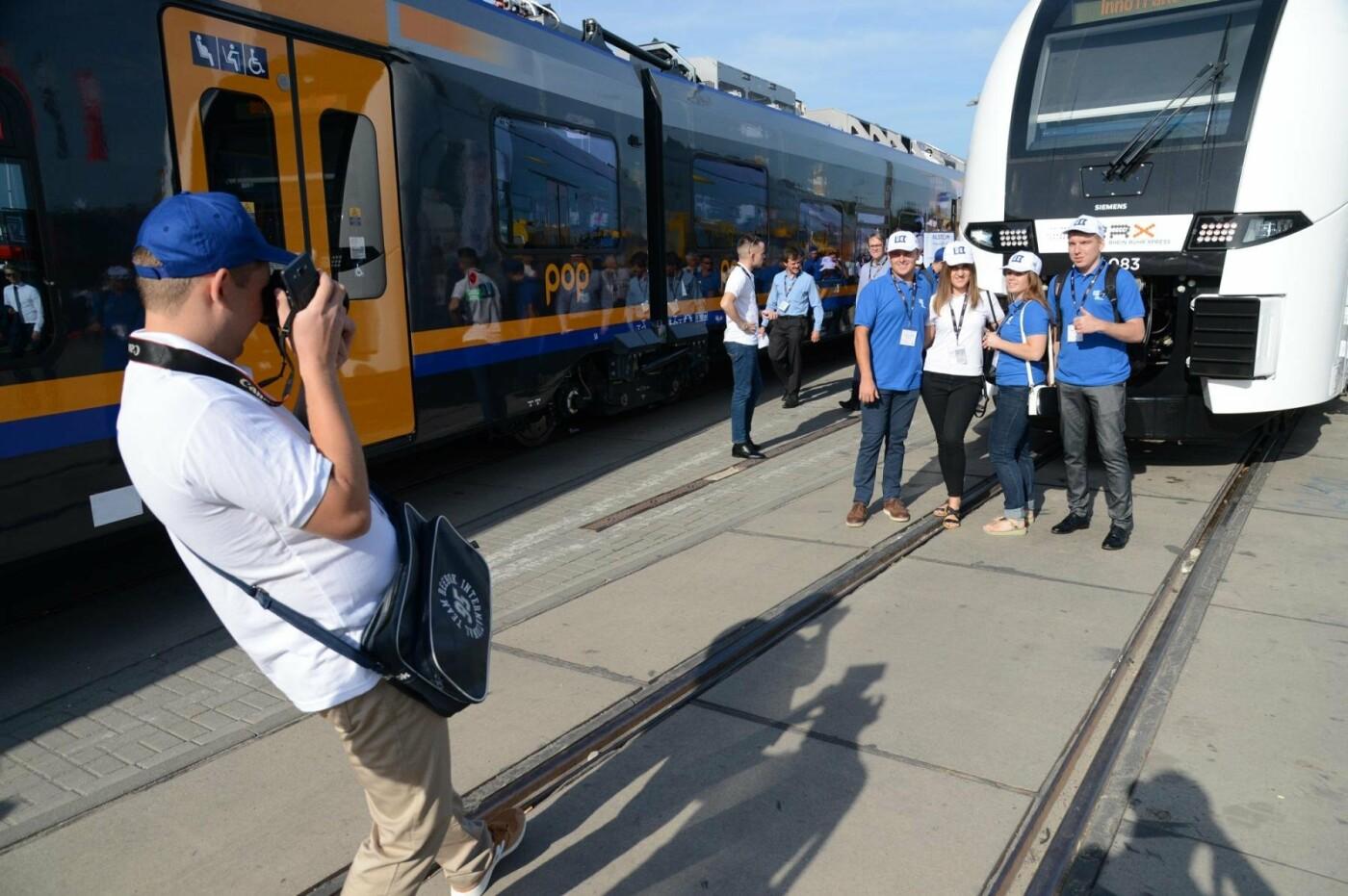 Борис Колесников вместе с лучшими студентами Украины посетил транспортную выставку в Германии, фото-2