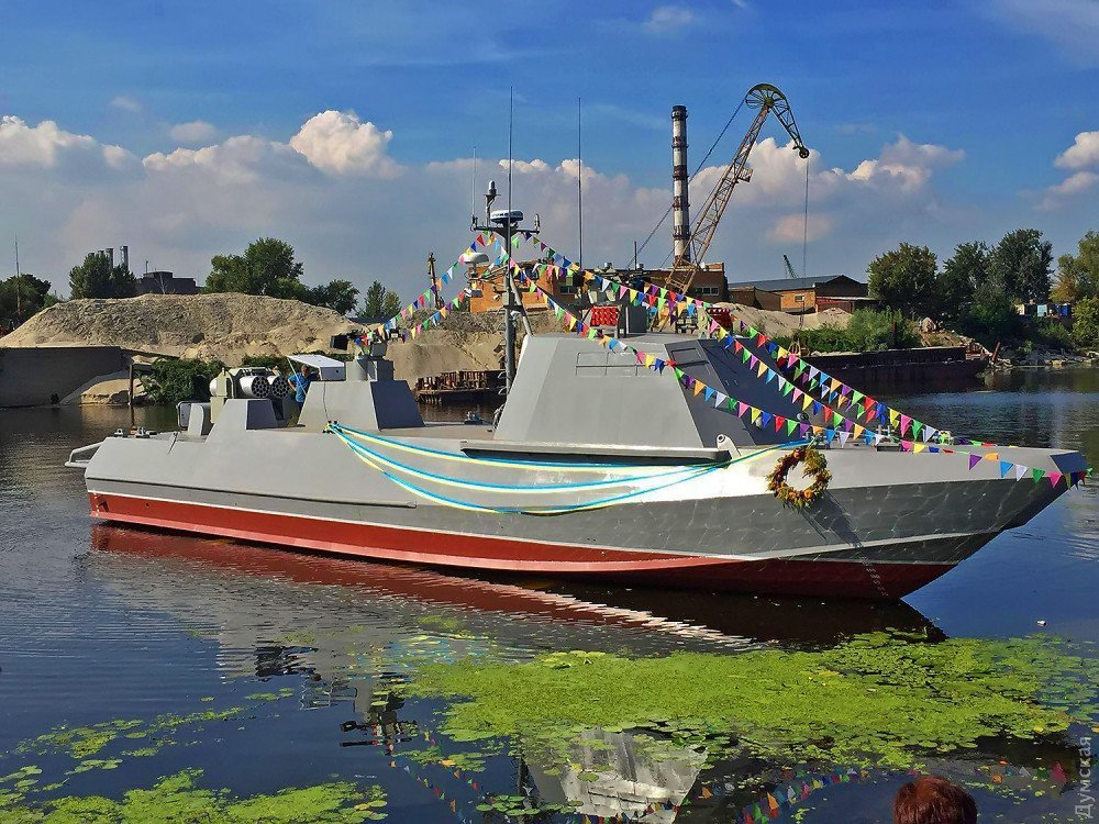 Битва за Азовское море: Украина наносит ответный удар, фото-3