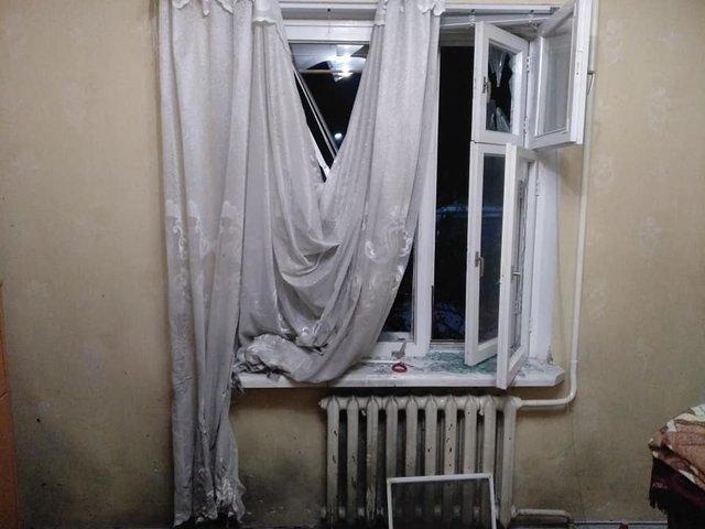 Под Киевом в квартиру координатора С14 бросили взрывчатку, пострадал человек, - ФОТО, фото-3