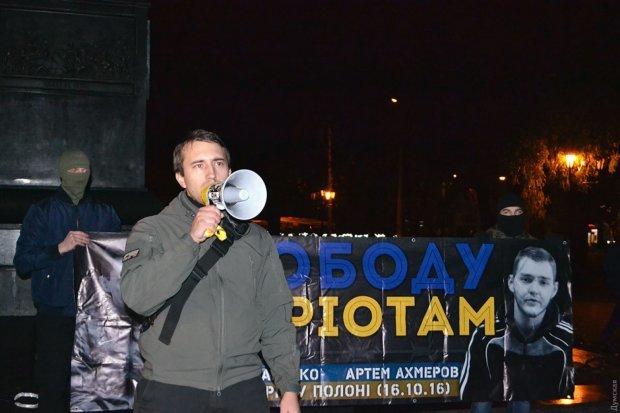 Под Киевом в квартиру координатора С14 бросили взрывчатку, пострадал человек, - ФОТО, фото-7