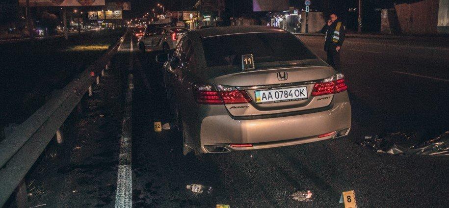 В Киеве иномарка насмерть сбила пешеходов-нарушителей, - ФОТО, фото-2