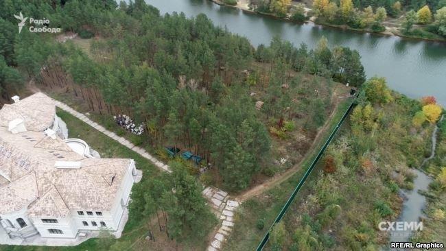 Под Киевом возле дома экс-министра вырубают государственный лес, - СМИ, фото-2